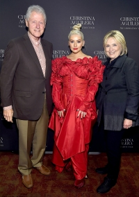 Bill-Clinton,-Christina-Aguilera,-and-Hillary-Clinton