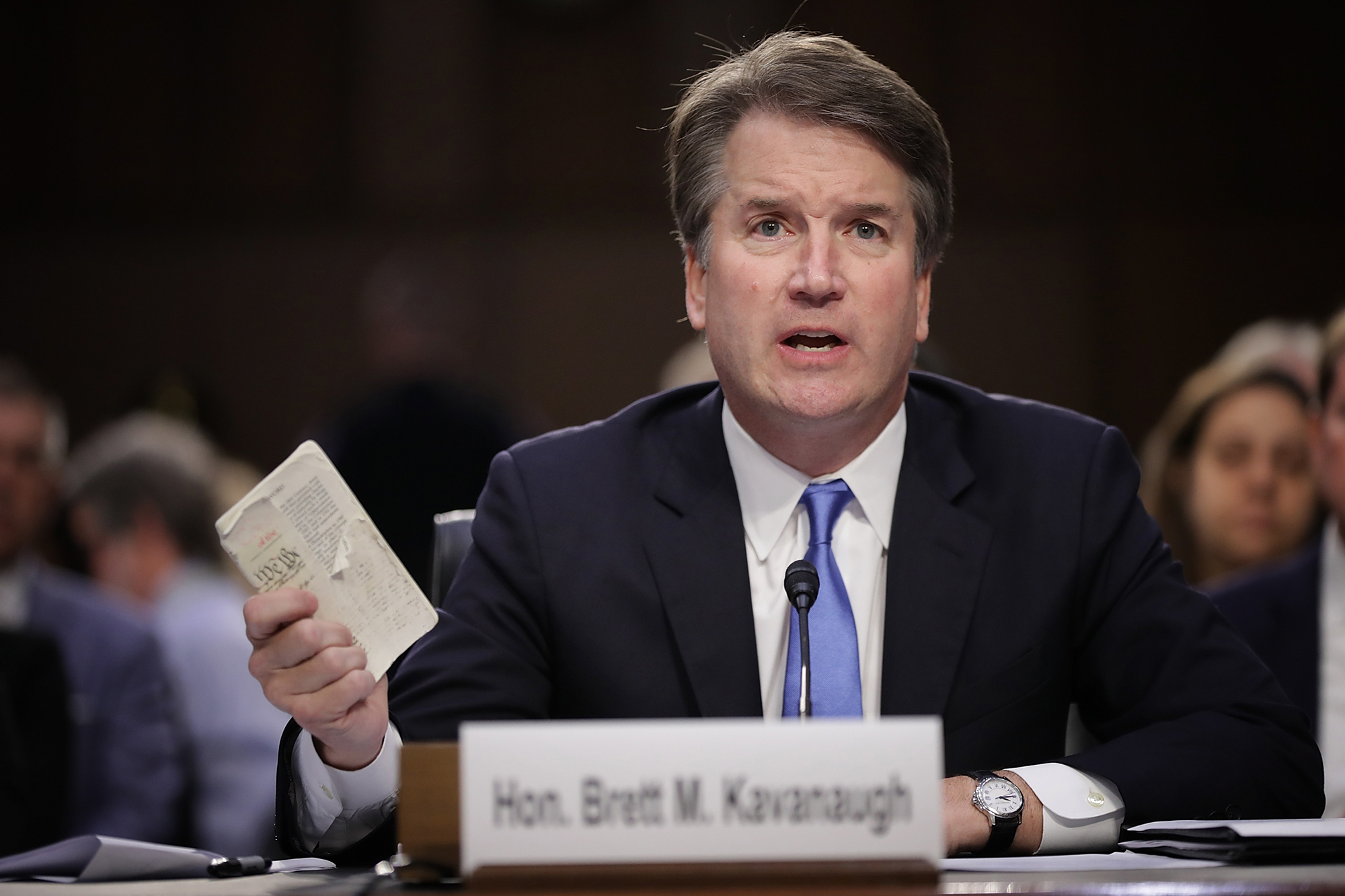 Brett Kavanaugh Confirmed as Supreme Court Justice After Sexual Assault Allegations