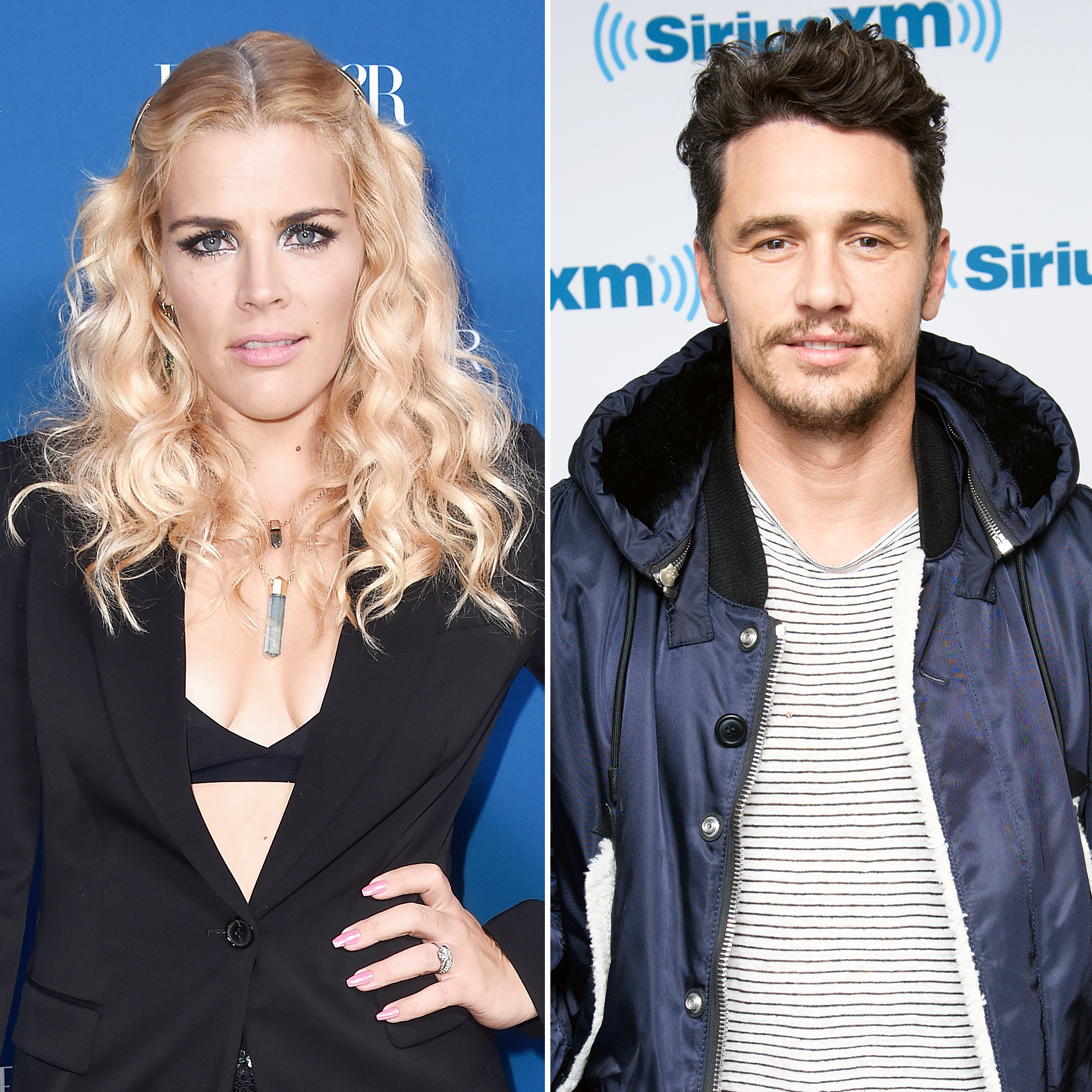 Busy Philipps James Franco Assault Story
