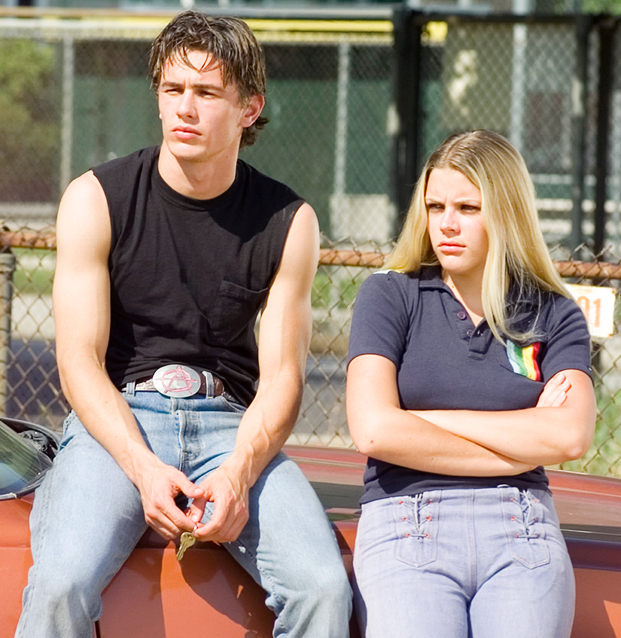 Busy Philipps James Franco Assault Story Freaks And Geeks