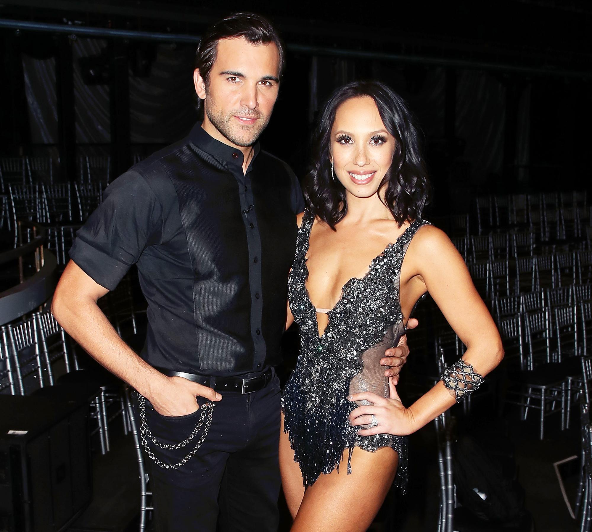 Juan Pablo Di Pace Cheryl Burke Dancing with the Stars