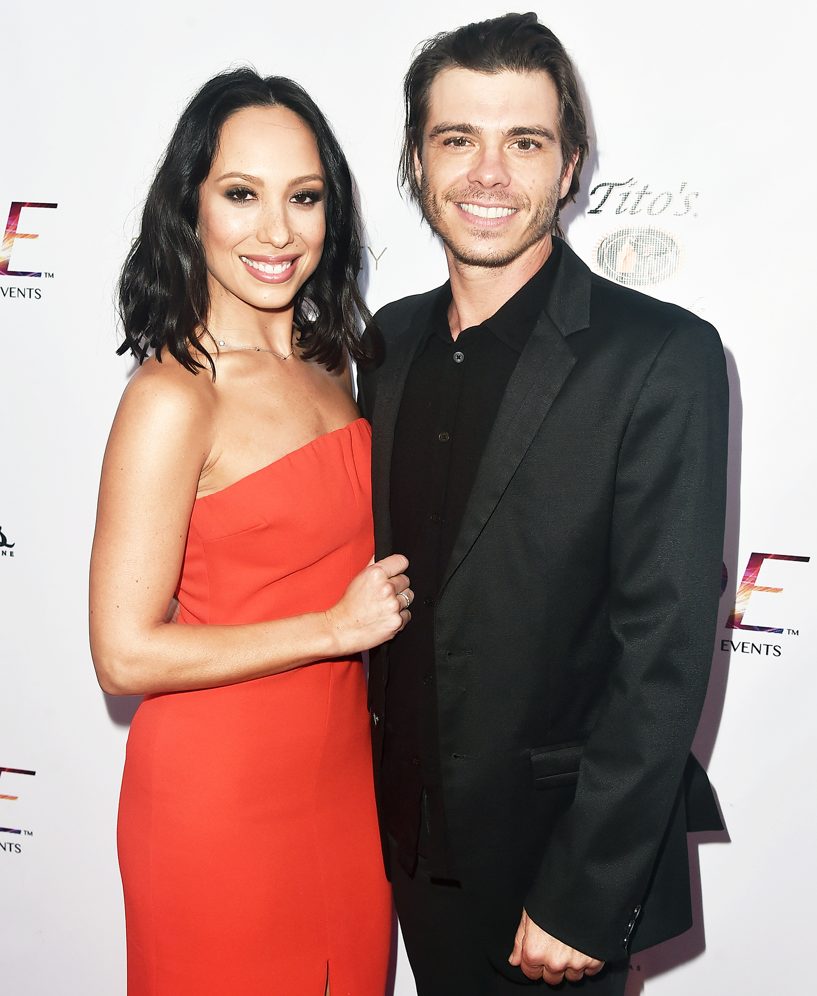 Cheryl Burke Matthew Lawrence Married Next Year - Cheryl Burke and Matthew Lawrence attend the RIDE Foundation's 2nd Annual Dance For Freedom Gala at The Broad Stage on September 29, 2018 in Santa Monica, California.