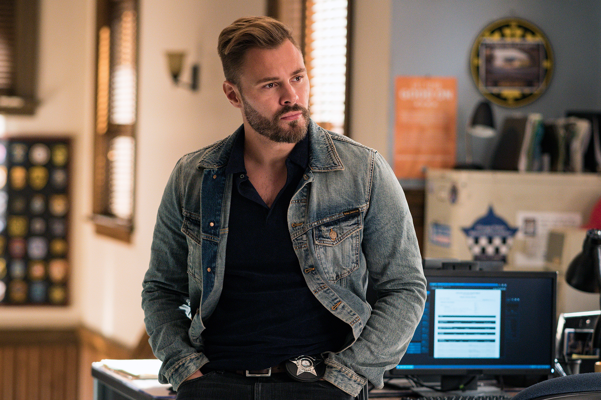 Chicago P.D.'s Patrick Flueger Worries Fans Will 'Be Pissed Off' Over Romance Twist - Patrick John Flueger as Adam Ruzek in 'Chicago P.D.'