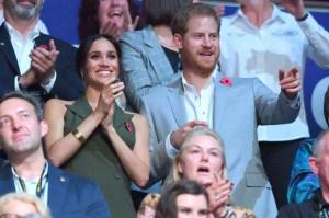 Duchess Meghan Markle, Prince Harry, Invictus Games, Twitter