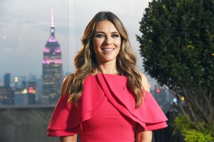 Elizabeth Hurley and Estee Lauder Are Fighting To End Breast Cancer
