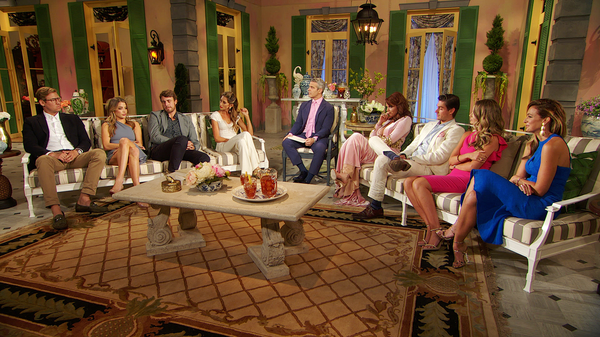 Everything We Know About 'Southern Charm' Season 6 - A source tells Us that the cast, which includes Kathryn Dennis, Shep Rose, Cameran Eubanks, Craig Conover, Naomie Olindo, Austen Kroll and Chelsea Meissner, started filming at the beginning of October.