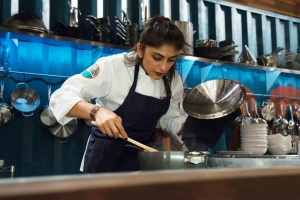'Top Chef' Alum Fatima Ali Responds to Well-Wishes From Friends, Fans After Her Cancer Returns