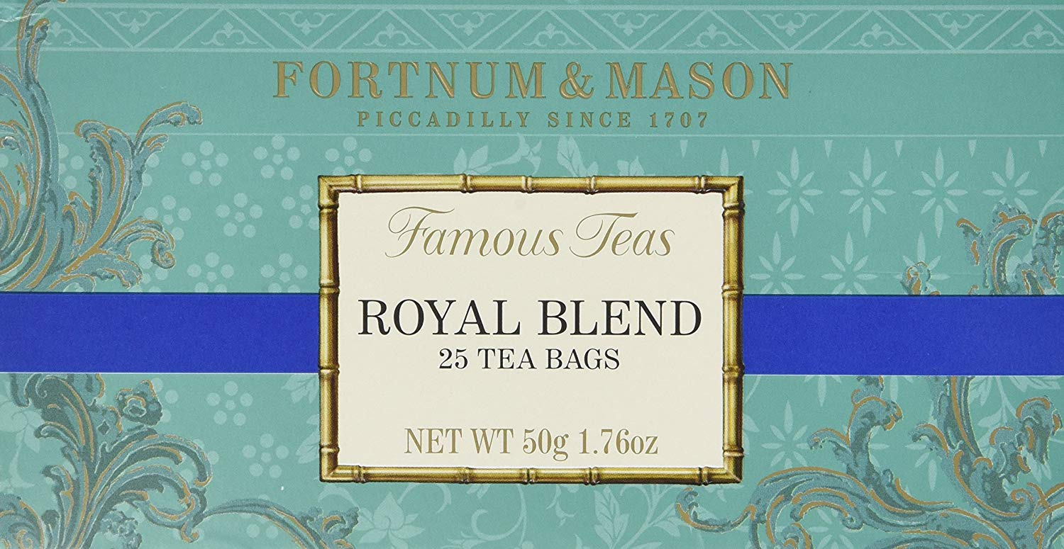 Fortnum & Mason British Tea, Royal Blend