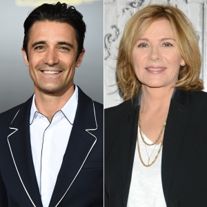 'Sex and the City' Star Gilles Marini Says Kim Cattrall Is 'One of the Most Incredible Women'