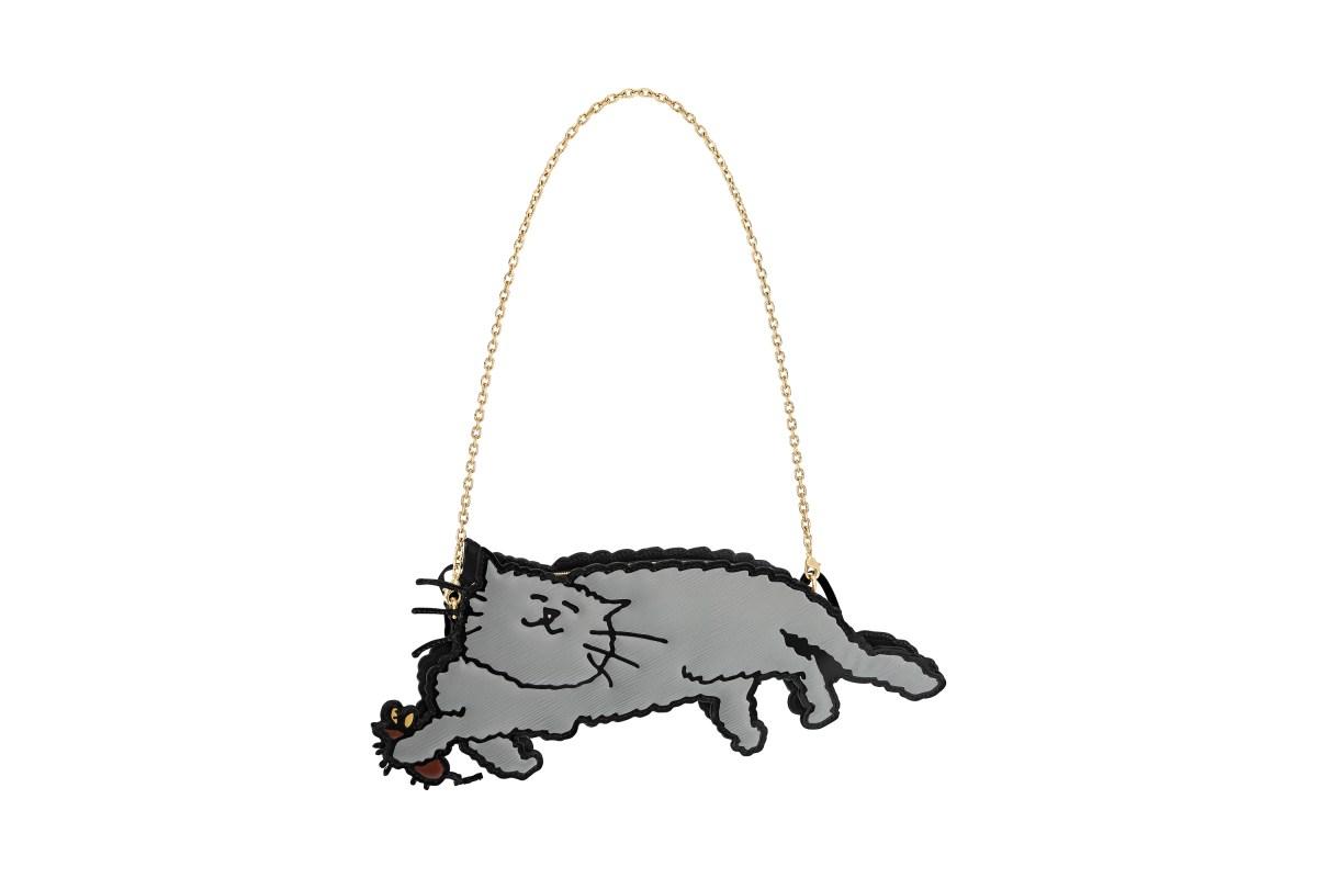 eee731d3b308 Louis Vuitton x Grace Coddington Collab  Cat Bags