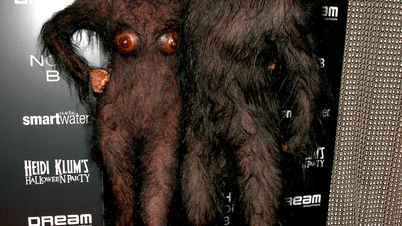 Heidi Klum's Halloween Costumes