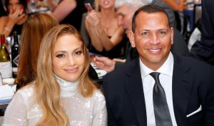 Jennifer Lopez Alex Rodriguez No Engaged