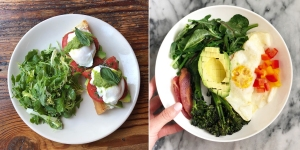 Jennifer Garner's Trainer Simone De La Rue and Nutritionist Kelly LeVeque Share Their Breakfasts