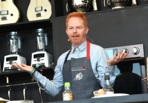 Jesse Tyler Ferguson on His Love of Developing Recipes, Friendship With Chrissy Teigen