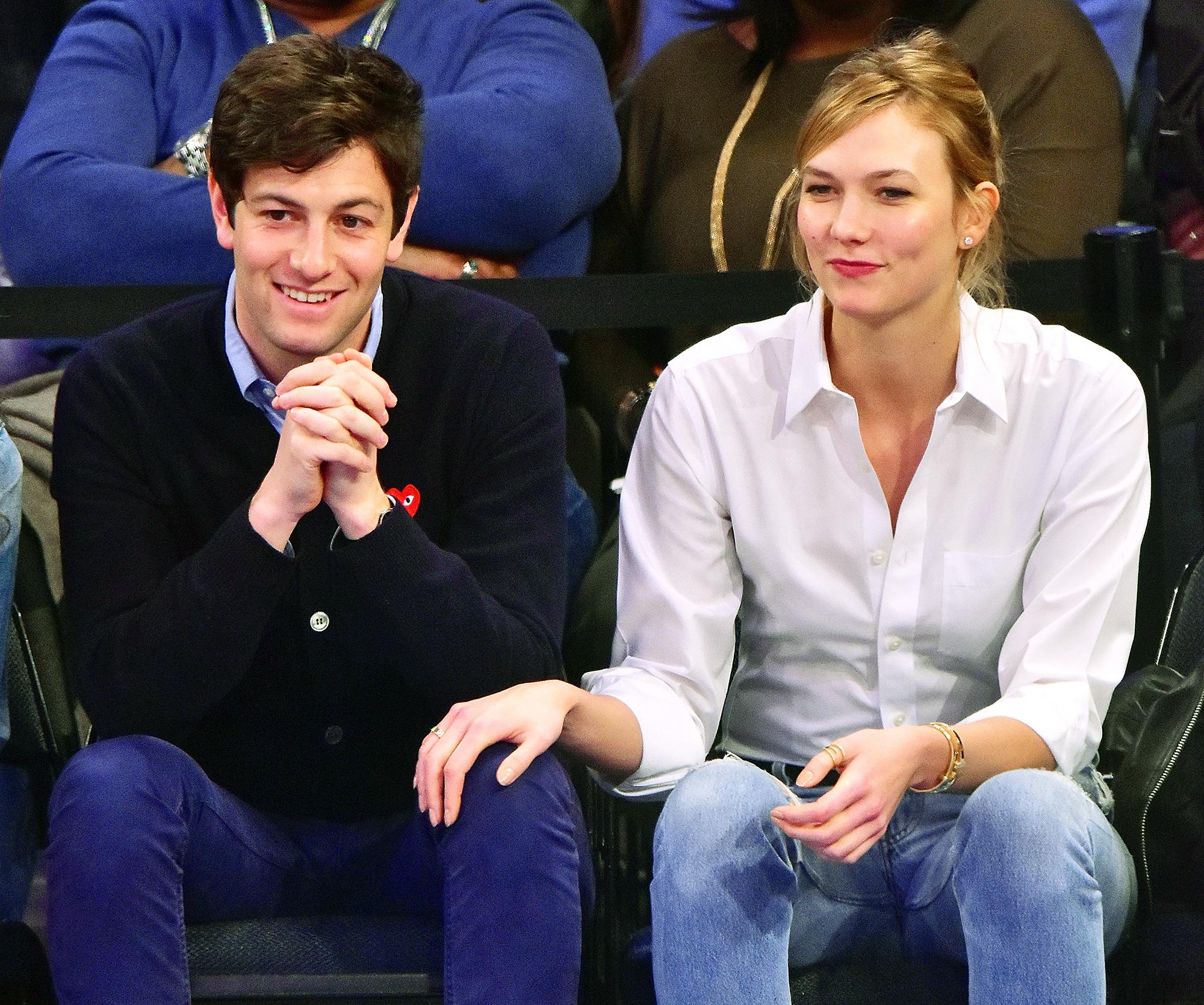 4abdce65504 Karlie Kloss Marries Joshua Kushner Months After Announcing Engagement