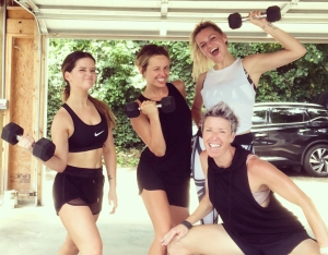 Kelsea Ballerini's Trainer Erin Oprea Shares How She Gets Her Tiny Waist