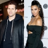 Kris Humphries and Kim Kardashian association