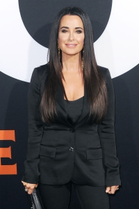 Kyle Richards Says New Season of 'RHOBH' Is a 'Very Wild and Crazy Ride So Far'
