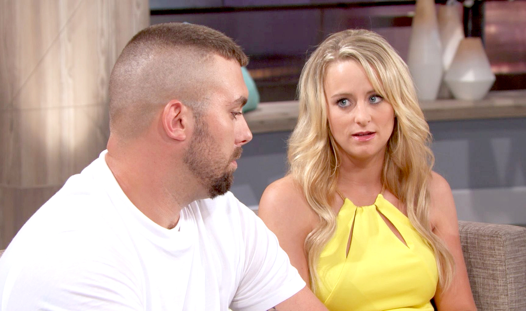 Leah Messer Clears Up Custody Situation With Corey Simms