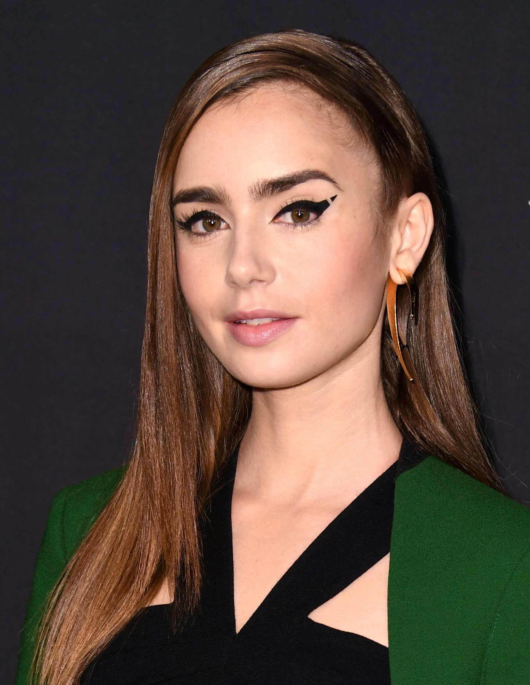 Pictures Lily Collins nude photos 2019