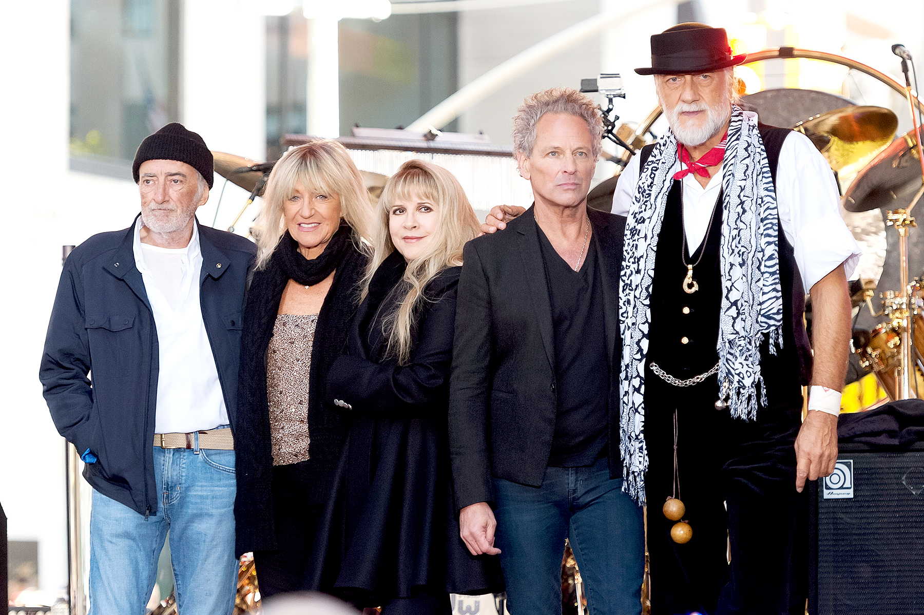 Lindsey Buckingham Sues Former Fleetwood Mac
