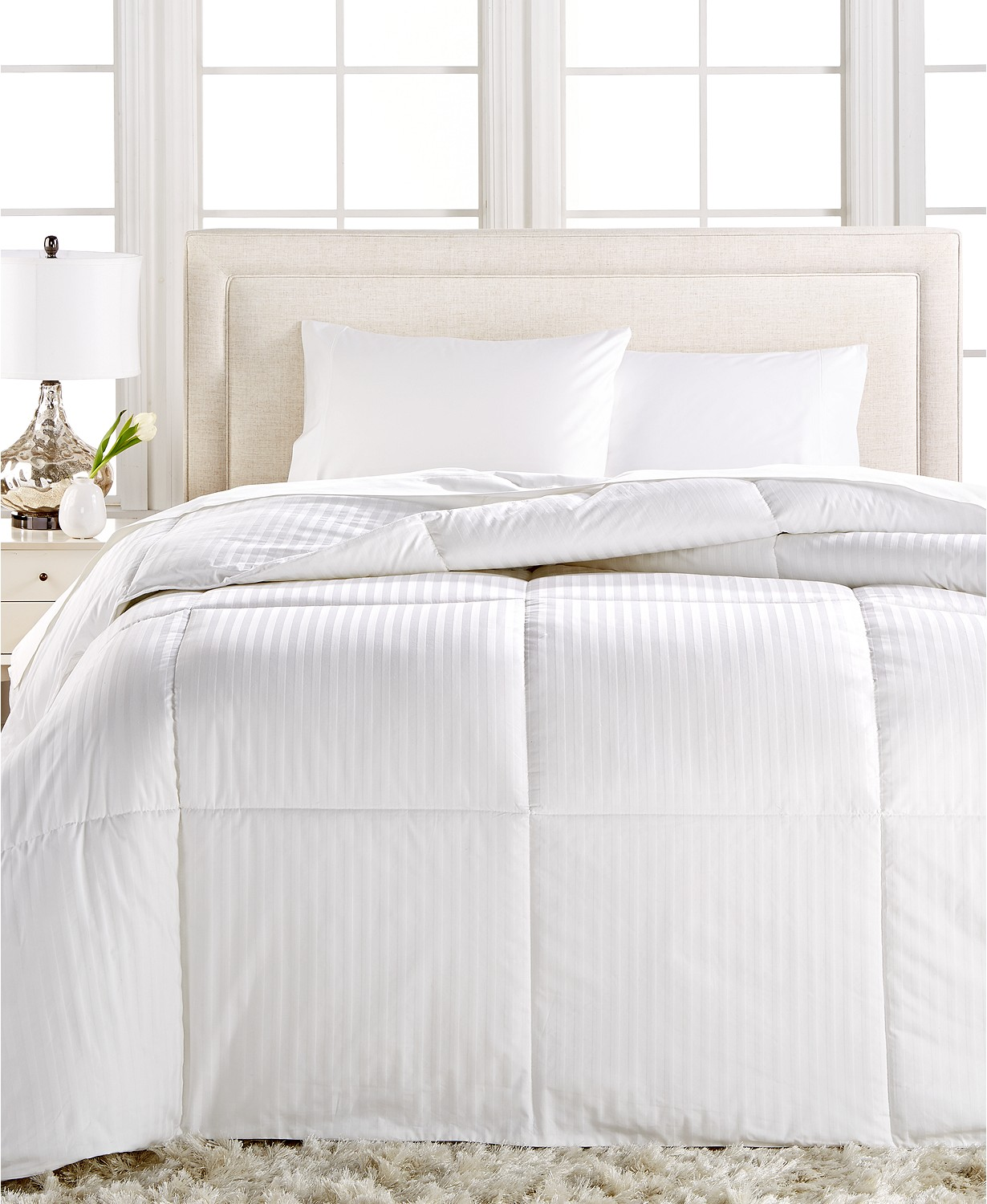 Martha Stewart Collection Sleep Cloud King Down Alternative Comforter