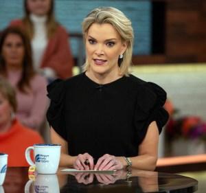 Megyn Kelly NBC Exit Today