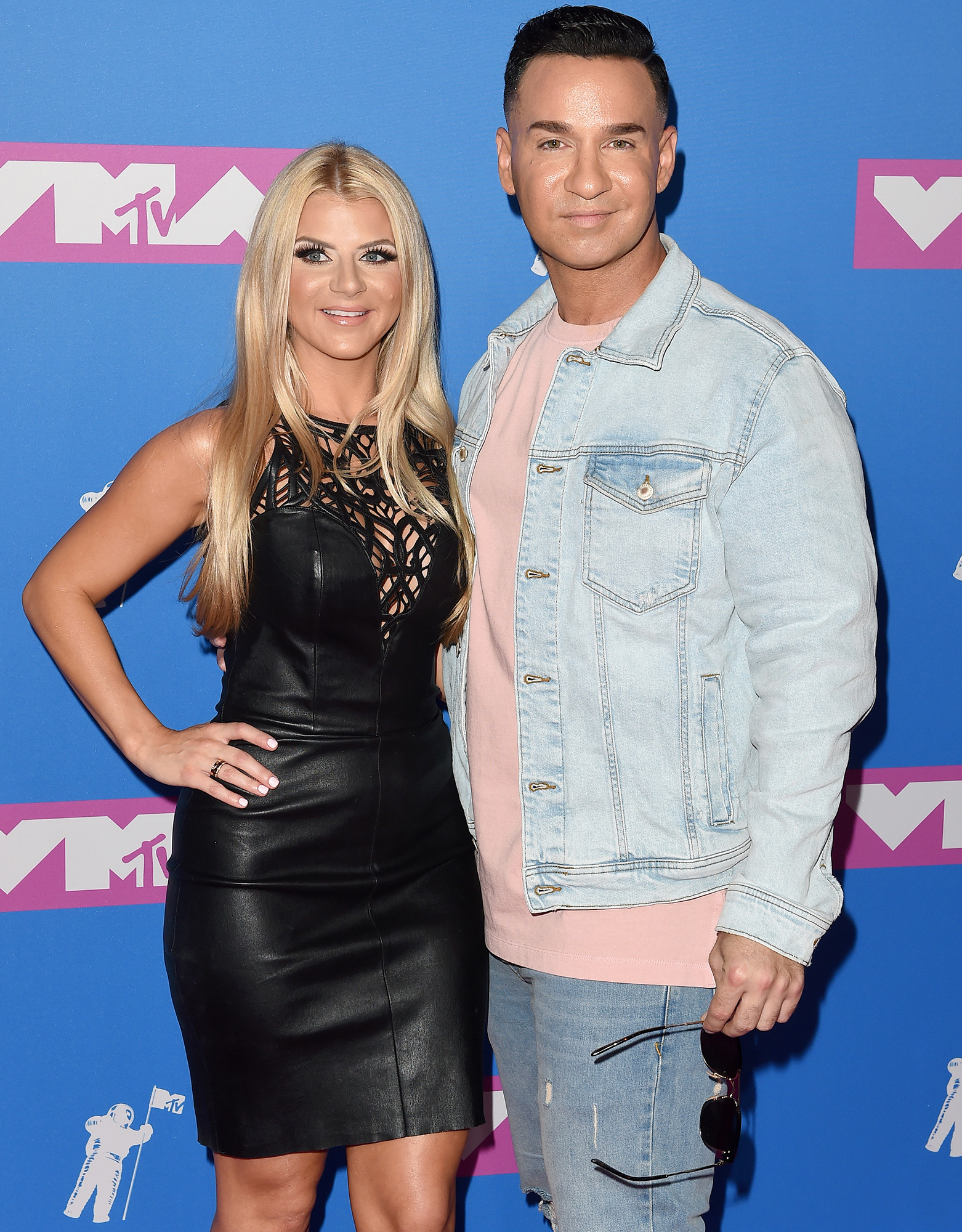 Mike Sorrentino, Lauren Pesce, Court, Instagram - Lauren Pesce and Mike Sorrentino attend the 2018 MTV Video Music Awards at Radio City Music Hall on August 20, 2018 in New York City.