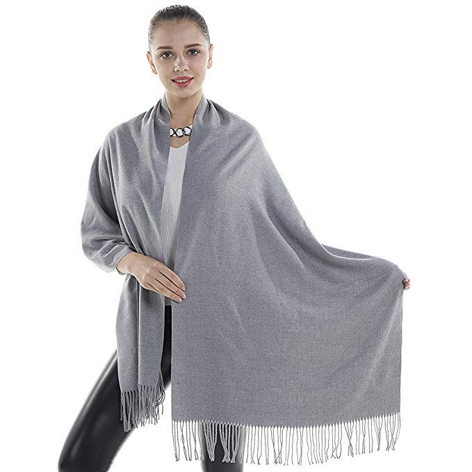 Niaiwei Cashmere Scarf Blanket