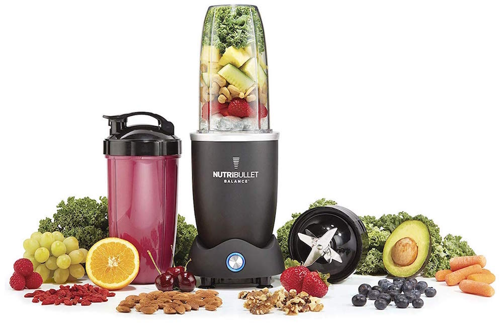 NutriBullet Balance Blender in Black