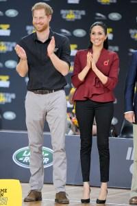 Prince Harry, Duchess Meghan Markle, Australia Tour, Day 12, Invictus Games