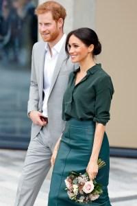 Prince Harry, Duchess Meghan Markle, Pregnant, Boy, Girl