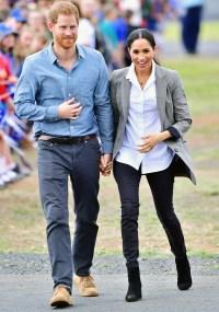 Prince Harry Pregnant Duchess Meghan Dubbo