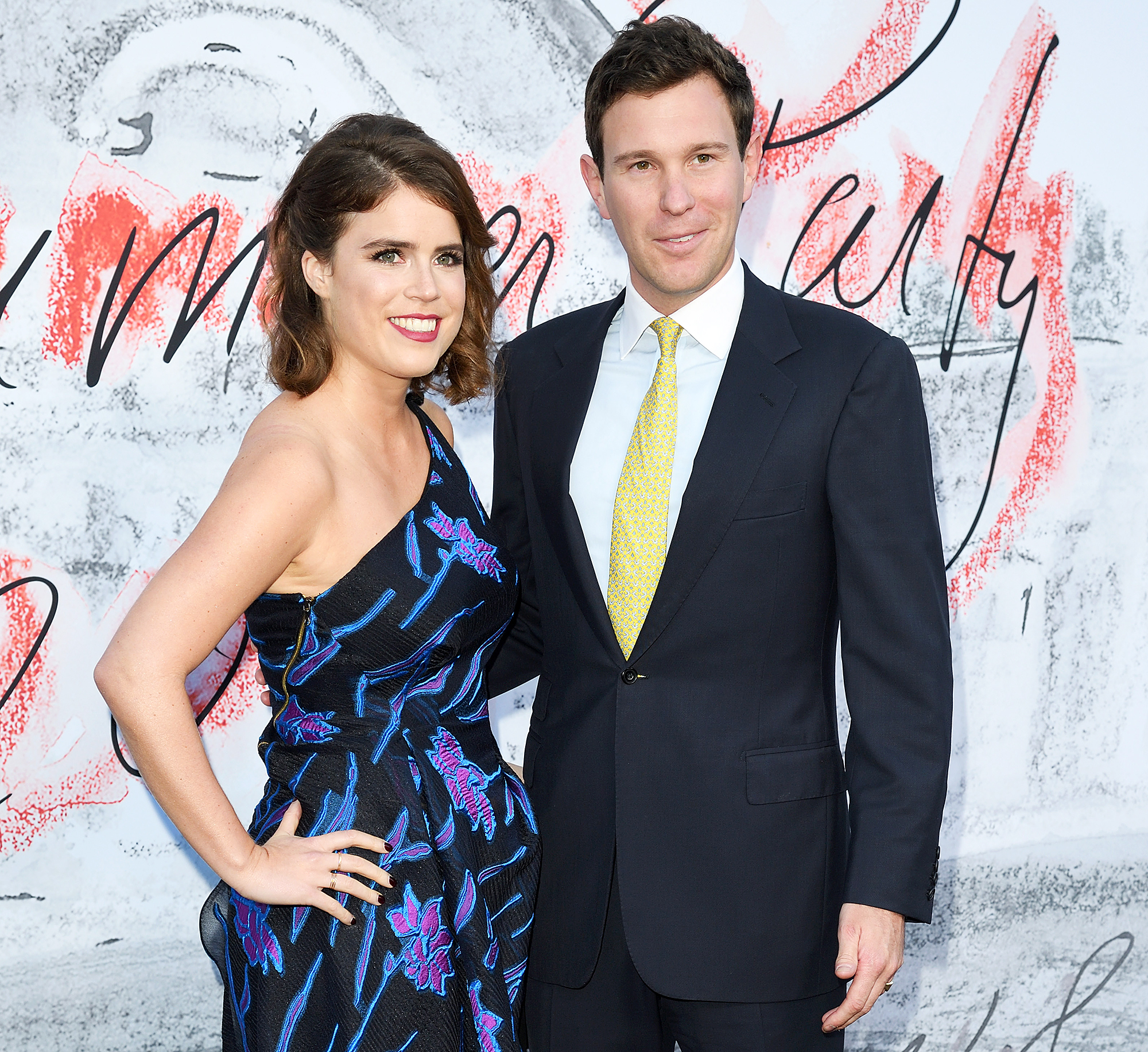 Princess Eugenie on Fiance Jack Brooksbank: 'It Was Love at First Sight'
