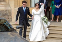 Princess Eugenie, Jack Brooksbank, Wedding, Car
