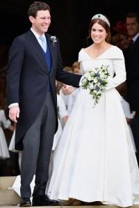 Princess Eugenie, Jack Brooksbank, Wedding