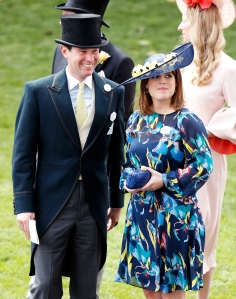 Princess Euginie's Wedding to Jack Brooksbank Will Include Red Velvet Cake, Food Stalls and More