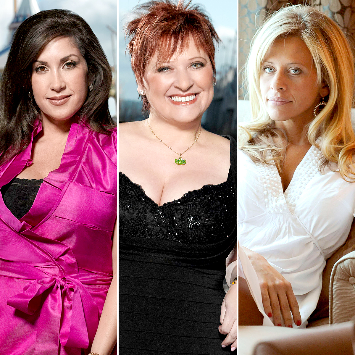 Former Real Housewives Of New Jersey