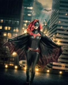 Transformación de Ruby Rose para Batwoman