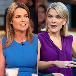 Today's Savannah Guthrie 'Was Disgusted' by Megyn Kelly's Blackface Remarks