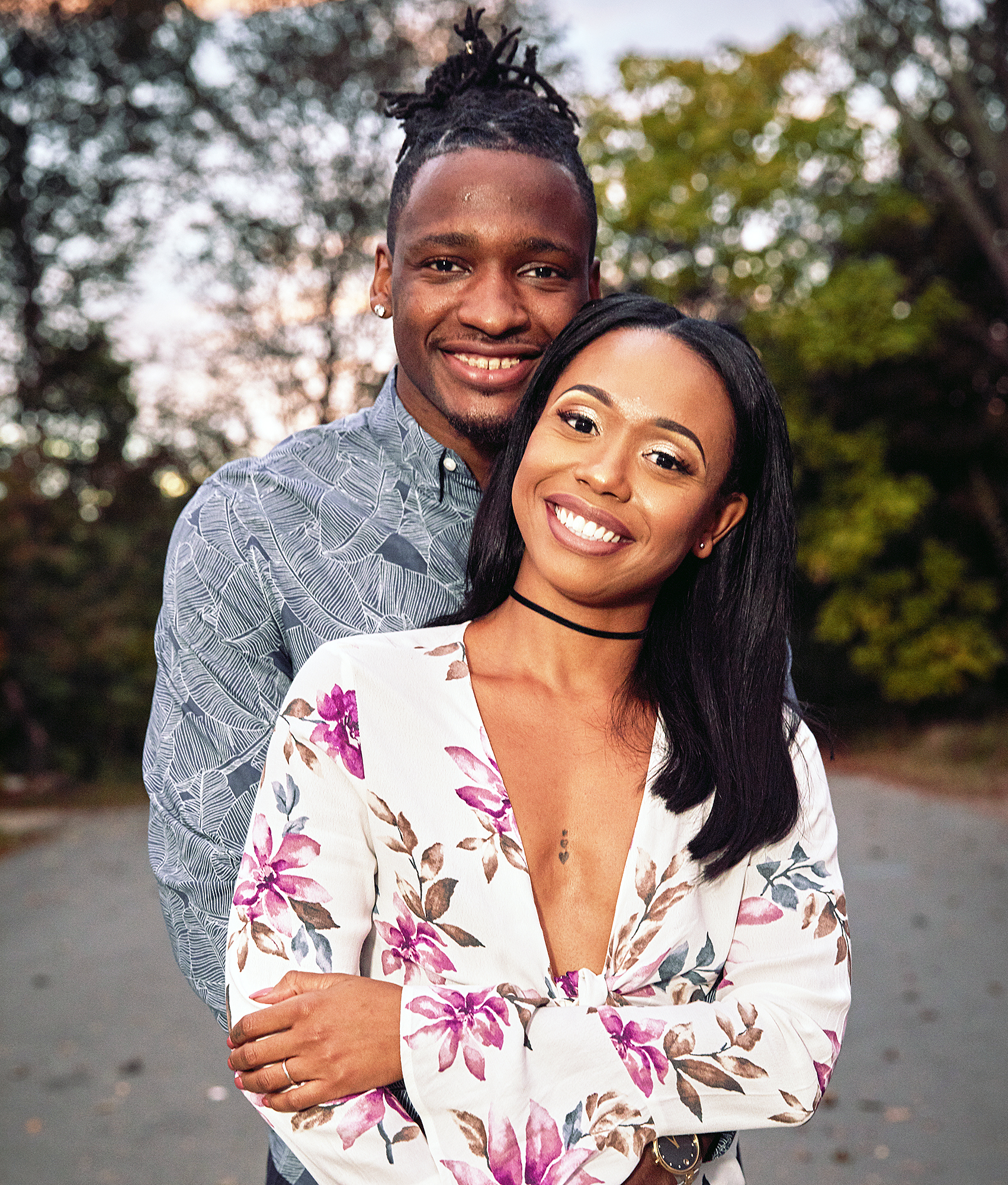 Shawniece Jackson Jephte Pierre Welcome Baby Girl Married At First Sight