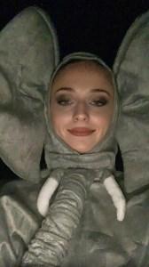 Sophie Turner, Halloween 2018