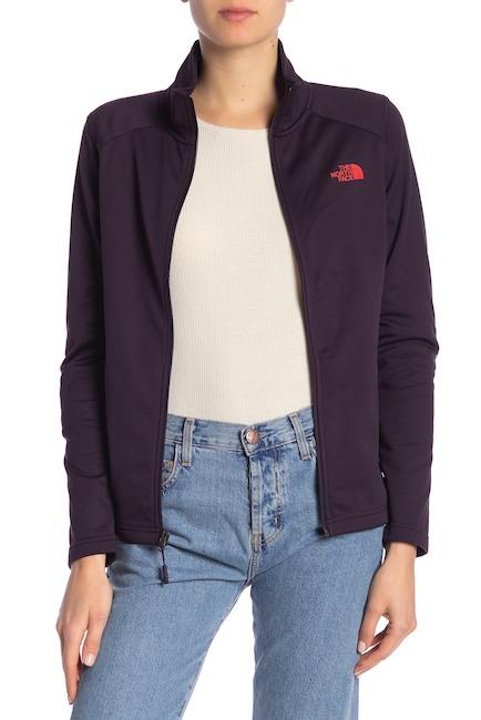Tech Mezzaluna Full Zip north face jacket
