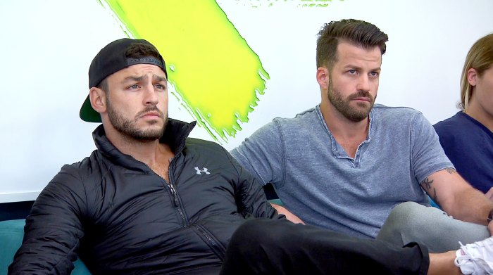 Tony and Bananas on The Challenge