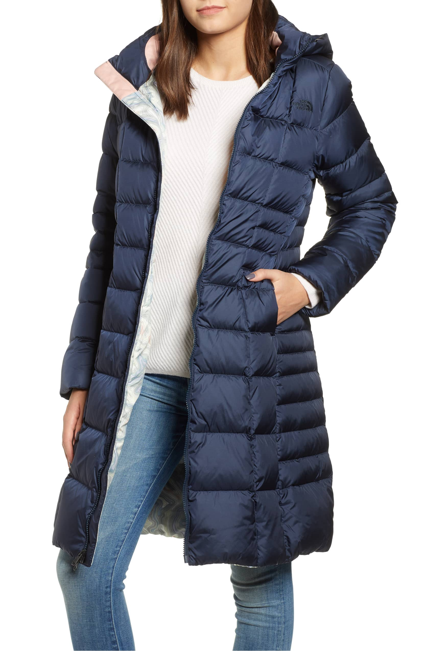 Flattering North Face Coats To Stay Warm This Winter