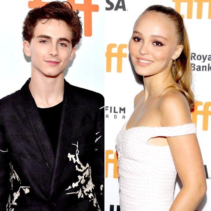 Timothée-Chalamet-and-Lily-Rose-Depp-dating
