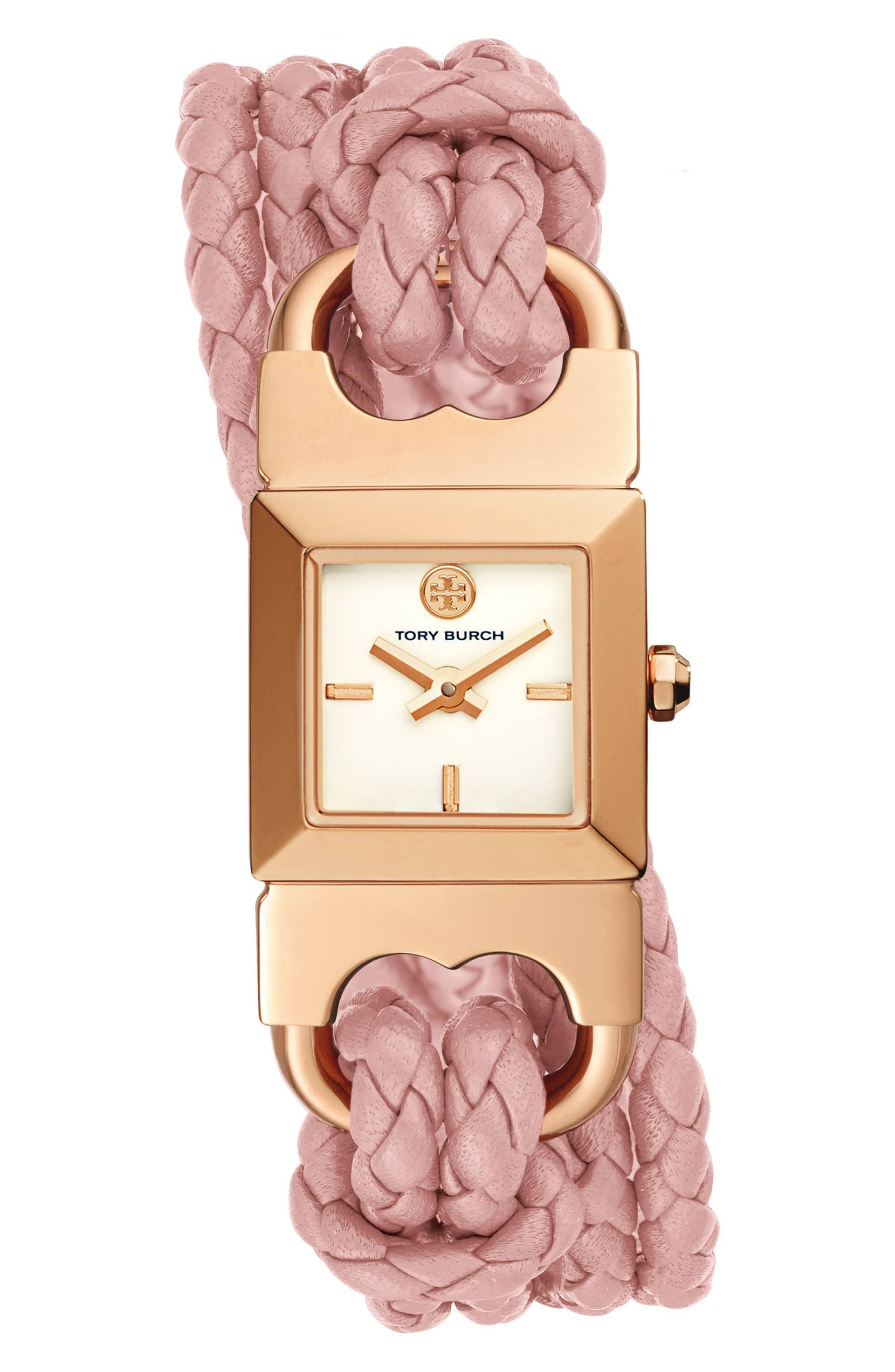 84af00516f0 Shop This Tory Burch Leather Strap Watch on Sale at Nordstrom