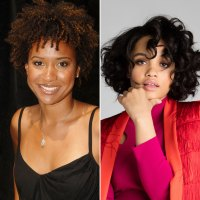 Tracie Thoms and Kiersey Clemons