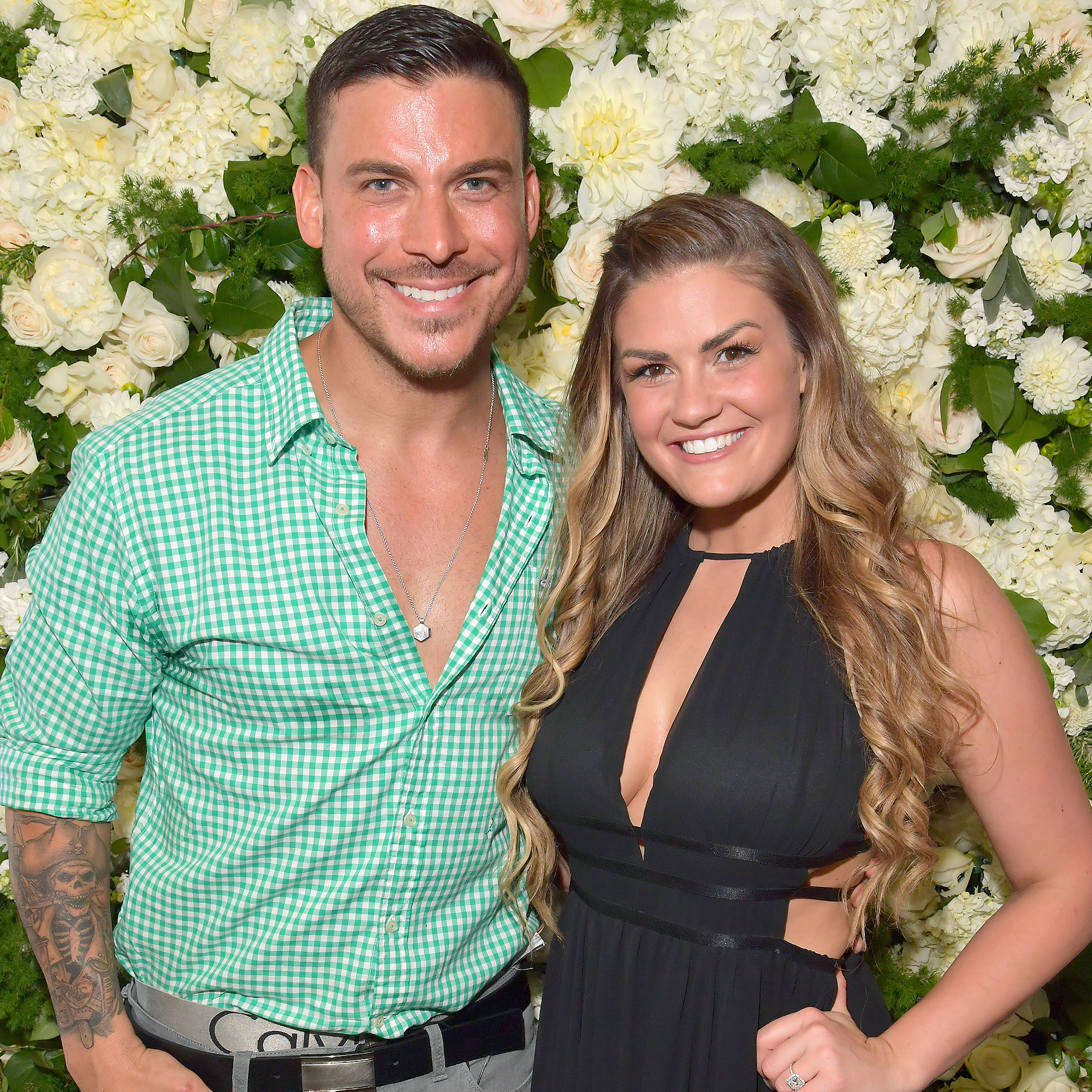 jax brittany celebrate engagement in mexico with pump rules cast