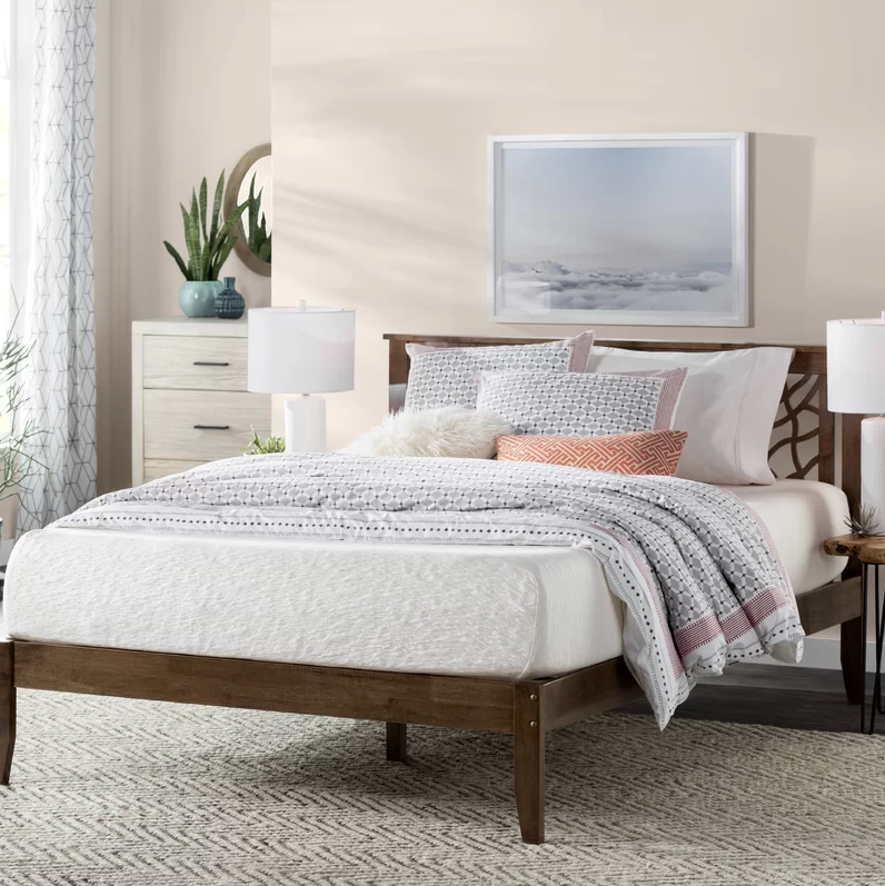 shop mattresses on sale at wayfair plush firm hybrid. Black Bedroom Furniture Sets. Home Design Ideas